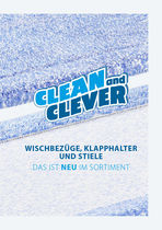 CLEAN and CLEVER mobile Reinigungssysteme